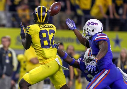 gettyimages 843483762 Michigan Wraps Up Spring Football With Patterson In Limbo