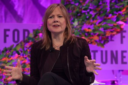 gettyimages 859812068 1 70 Influential Women: No Surprise In Michigan, Its GM's Mary Barra