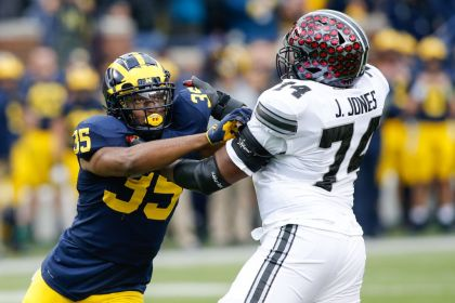 gettyimages 881819076 Michigan Wraps Up Spring Football With Patterson In Limbo