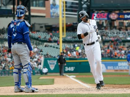 gettyimages 949663640 Castellanos lifts Tigers to 12 4 win over Royals