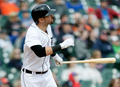gettyimages 949707064 Castellanos lifts Tigers to 12 4 win over Royals