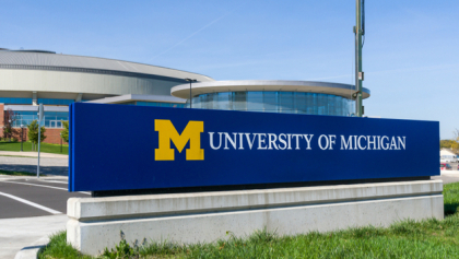 shutterstock 774762403 Michigan Wraps Up Spring Football With Patterson In Limbo
