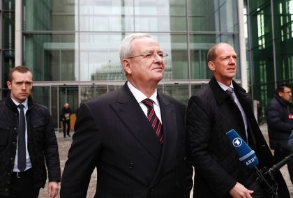gettyimages 632073528 Former VW Ceo Indicted In Emissions Cheating Case