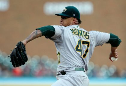 gettyimages 984701586 Lowrie, As Rally From 6 Down To Beat Tigers 9 7