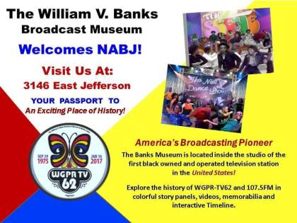 flyernabj Detroit Gears Up For the NABJ Convention, Thousands of Journalists Are Expected