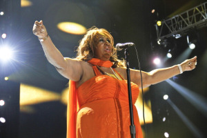88. That is the number of charted singles Aretha Franklin has had, making her one of the most charted female artists in history.