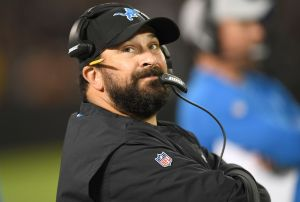 gettyimages 1014829716 Raiders Beat Lions 16 10 In Grudens Return To Sideline