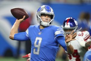 gettyimages 1018395004 Davis Webb Bounces Back And Helps Giants Beat Lions 30 17