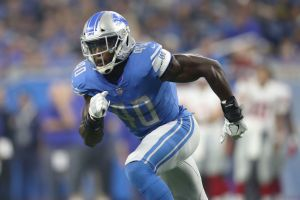 gettyimages 1018406166 Lions Lose Steve Longa, A Setback For Teams Shaky LB Group