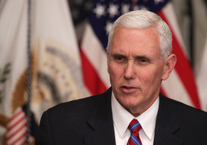 gettyimages 647275830 VP Pence Calls For Creation Of Space Force By 2020