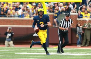 gettyimages 1029345804 No. 19 Michigan aims to maintain momentum with win over SMU