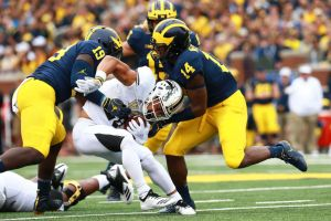 gettyimages 1029346760 No. 19 Michigan aims to maintain momentum with win over SMU