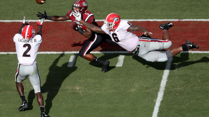 gettyimages 1029437902 Aaron Murray: Georgia Has Shown They Can Reload On Defense Like Alabama