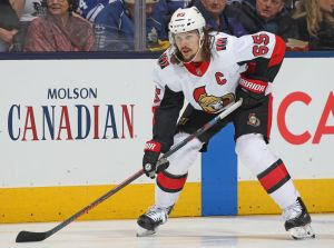gettyimages 917310384 Sharks Acquire Erik Karlsson From Senators