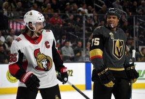 gettyimages 926679480 Sharks Acquire Erik Karlsson From Senators