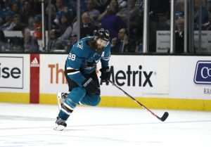 gettyimages 956226144 Sharks Acquire Erik Karlsson From Senators