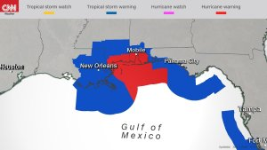 s098188332 Gulf Coast Prepares For Gordons Expected Arrival As Hurricane
