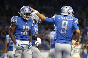gettyimages 1051009508 Golladay Gives Detroit Another Impressive Receiving Threat