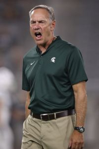 gettyimages 1029541178 No. 20 Michigan State Again Looks Strong Against The Run.