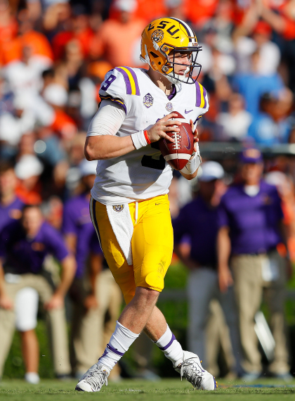gettyimages 1033945734 Danny Kanell: Want To See If Franks Can Play At High Level Under Duress Against LSU