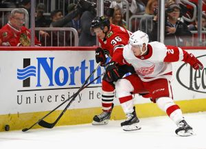 gettyimages 1040529762 Red Wings Assign 3 Players To Grand Rapids