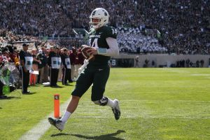 gettyimages 1043028166 Michigan State Halts Purdues Run, 23 13