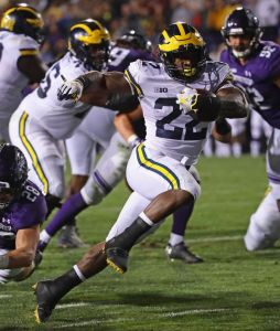 gettyimages 1043186936 No. 15 Michigan Aims For Tuneup Versus Maryland Before Tests