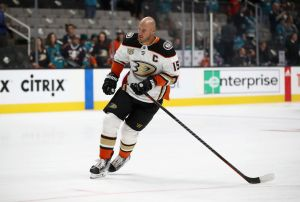 gettyimages 1045690728 Terry, Gibson Lead Ducks Past Wings 3 2 In Home Opener