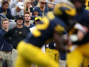 gettyimages 10467108801 No. 6 Michigan Up Against History At No. 24 Michigan State