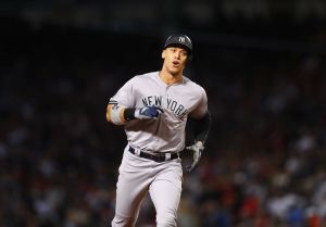 gettyimages 1046864578 Out At Home: Yankees Eliminated By Rival Red Sox In ALDS