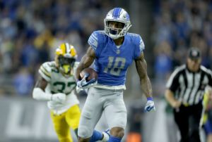gettyimages 1047235436 Golladay Gives Detroit Another Impressive Receiving Threat