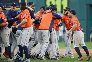 gettyimages 1047746884 AP Sources: Astros Sent Second Person To Get Near Indians