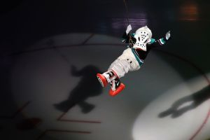 gettyimages 1047834594 Terry, Gibson Lead Ducks Past Wings 3 2 In Home Opener