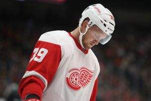 gettyimages 1047855254 Red Wings Get First Home Win, 4 2 Over Stars