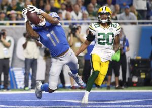 gettyimages 1051009388 Lions Go Into Bye On A High After Beating Packers 31 23