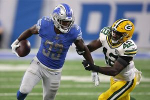gettyimages 1051009408 Lions Go Into Bye On A High After Beating Packers 31 23