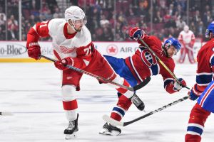 gettyimages 1052216452 Drouin Scores 2 To Lead Canadiens In 7 3 Win Over Red Wings