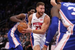 gettyimages 1052859516 Griffin Scores 50 Points, Pistons Top 76ers 133 132 In OT