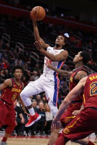gettyimages 1053628422 Pistons Still Unbeaten After 110 103 Win Over Cleveland
