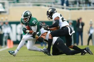 gettyimages 1054293036 Michigan State Halts Purdues Run, 23 13