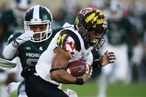 gettyimages 875966910 No. 6 Michigan Needs To Beat No. 24 Spartans To Keep Rolling