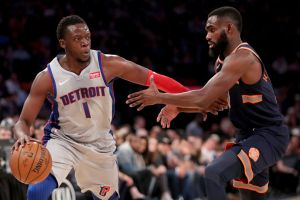 gettyimages 940359906 Detroit Pistons Hope Jackson Will Be Ready For Opener