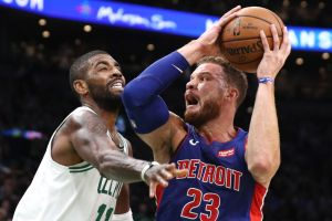 gettyimages 1055571966 Irving Scores 31, Celtics Beat Pistons Again 108 105