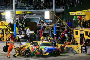gettyimages 1063383886 The Latest: Joey Logano Wins 1st Cup Series Championship