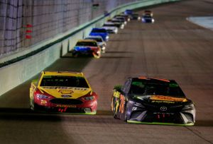 gettyimages 1063383860 The Latest: Joey Logano Wins 1st Cup Series Championship