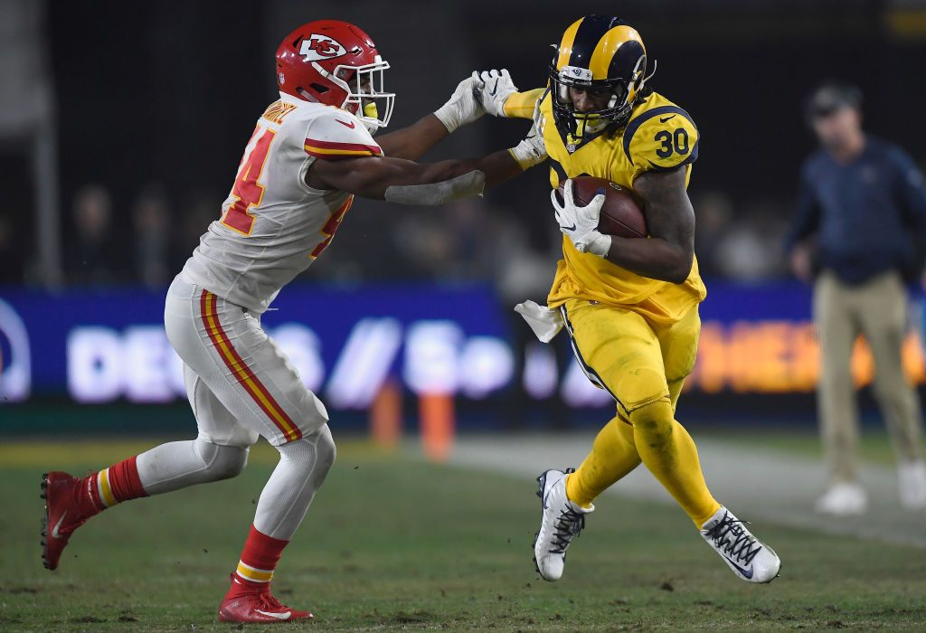 dorian odaniel todd gurley NFC Playoff Picture: Whos Most, Least Likely To Make Postseason