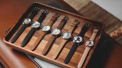 %name Shinola And Disney Celebrate 90 Years Of Mickey Mouse With The Launch Of The Mickey Classics Collection