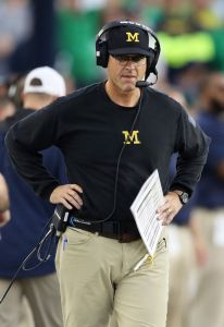 gettyimages 1026041958 No. 5 Michigan Aims For Payback Against No. 14 Penn State