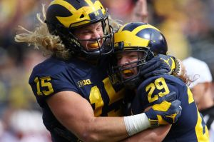 gettyimages 1037914608 Michigans Chase Winovich Calls Conor McGregor Big Brother