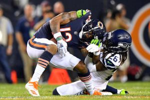 gettyimages 1041510520 Mack, Allen Robinson Just About Ready To Return To Bears